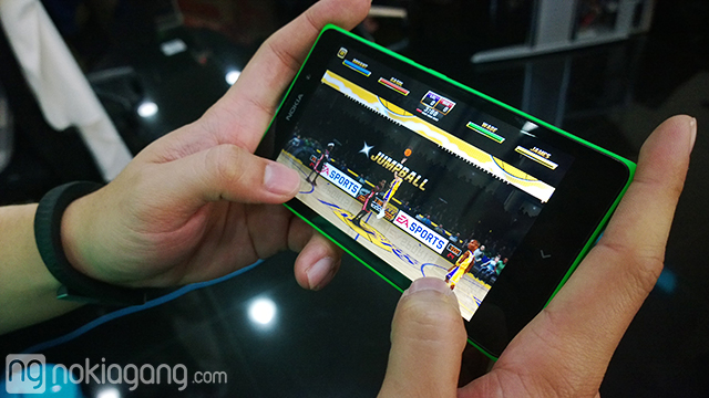 Nokia-XL-Game-Test