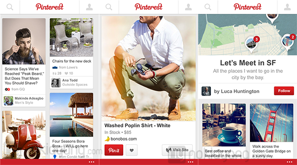 Pinterest-BETA-Windows-Phone-Screen