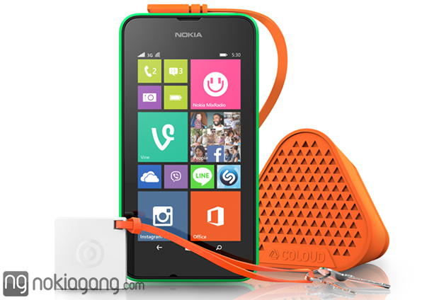 Lumia-530-With-Coloud-Bang-Treasure-Tag