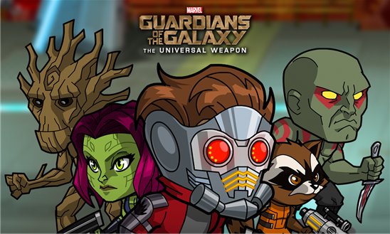 Guardians of the Galaxy- The Universal Weapon 1